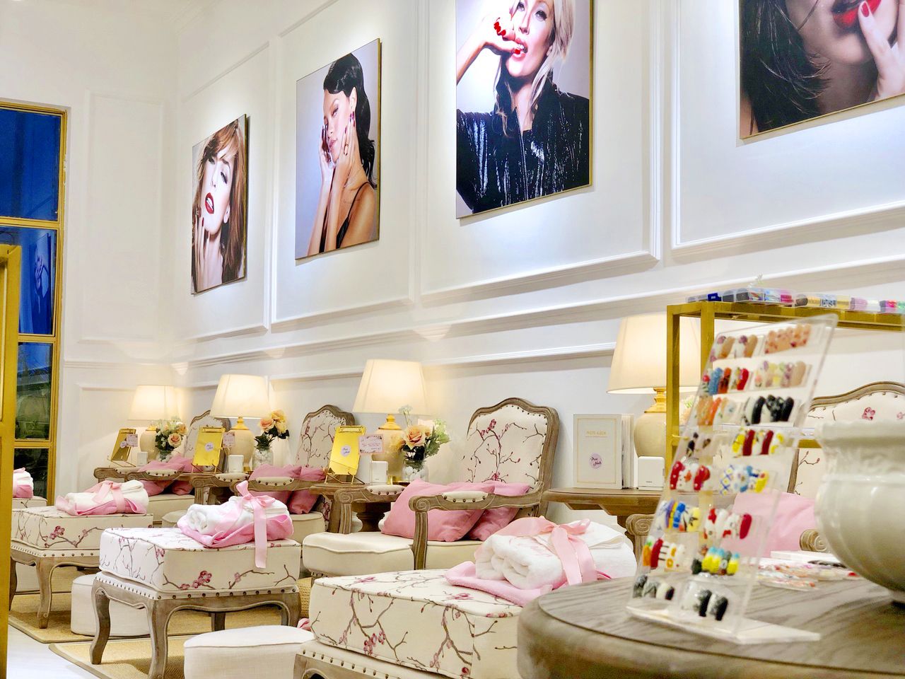 Privé Nails - Luxury Nail & Spa Boutique - Relaxed, Pampered and ...