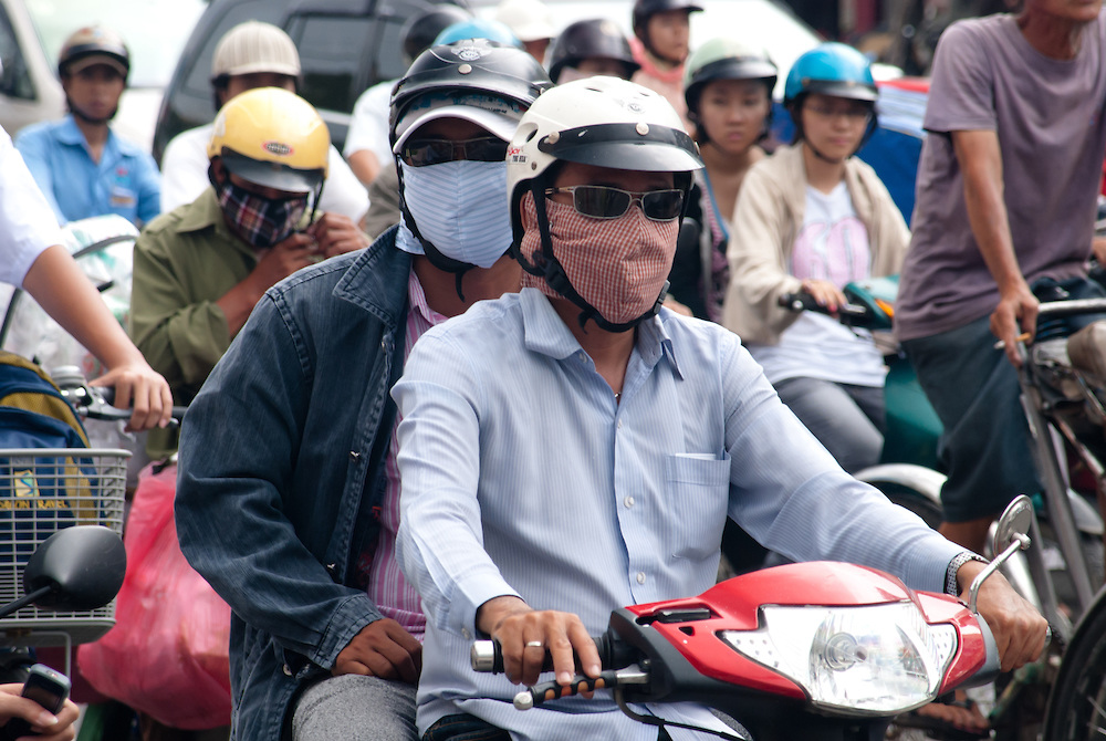 Air Pollution in Vietnam - Whats it like?   Saigon Expat Services